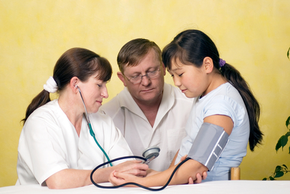 Medical examination.